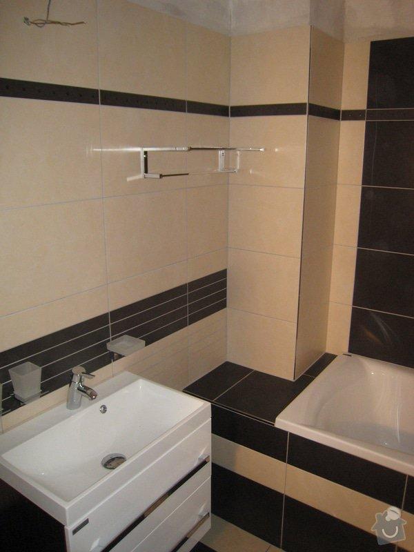 Rekonstrukce koupelny a WC: IMG_2506
