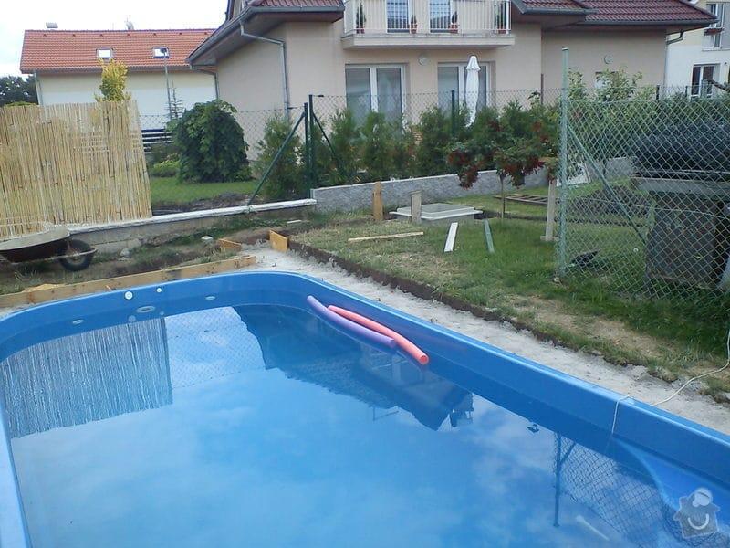 Zapojení elektriky bazénu: DSC00378