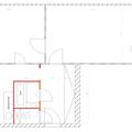 Rekonstrukce bytu 2 1 bouraci prace jadro podlahy puvodni stav