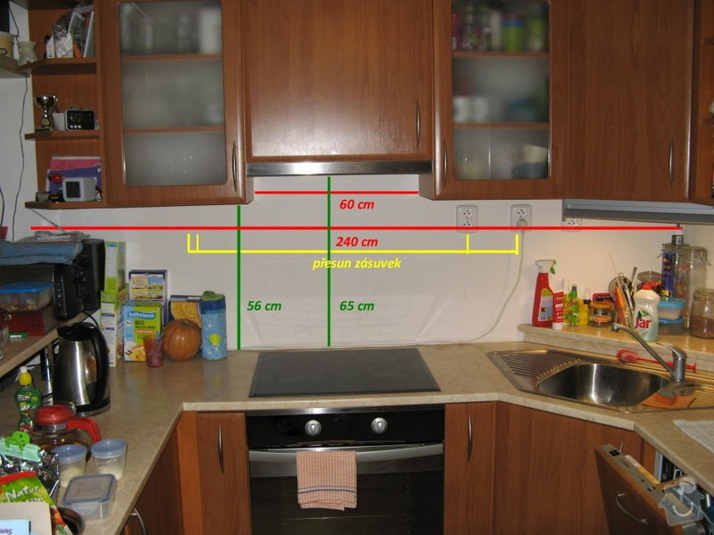 Instalace obkladů kuchyňský kout: IMG_8040
