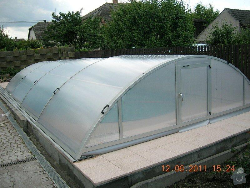 Montáž terasové dlažby: DSCN3980