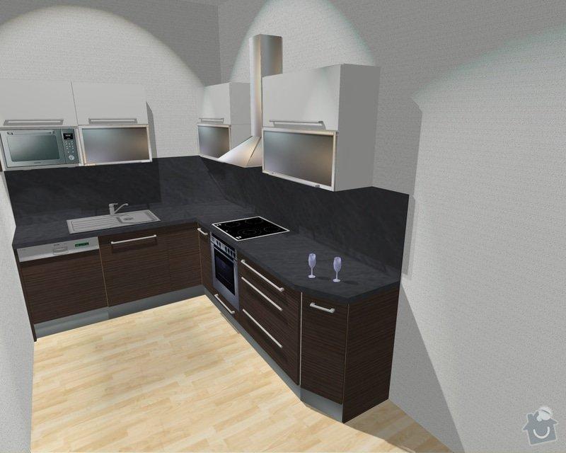 Kuchyňská linka: K_4
