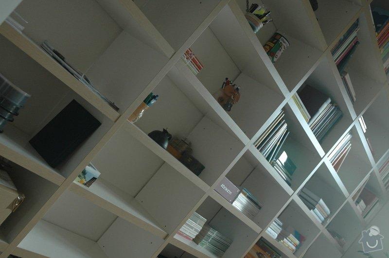 Vestavěná skřín, knihovna: DSC_4284