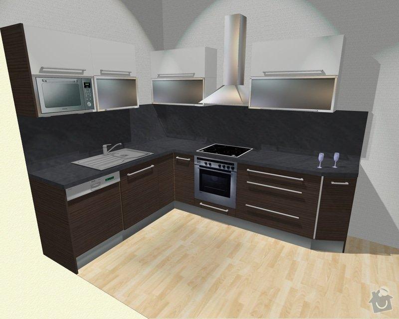 Kuchyňská linka: K_5