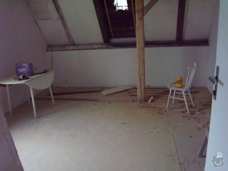 Truhlářské práce: Podlaha