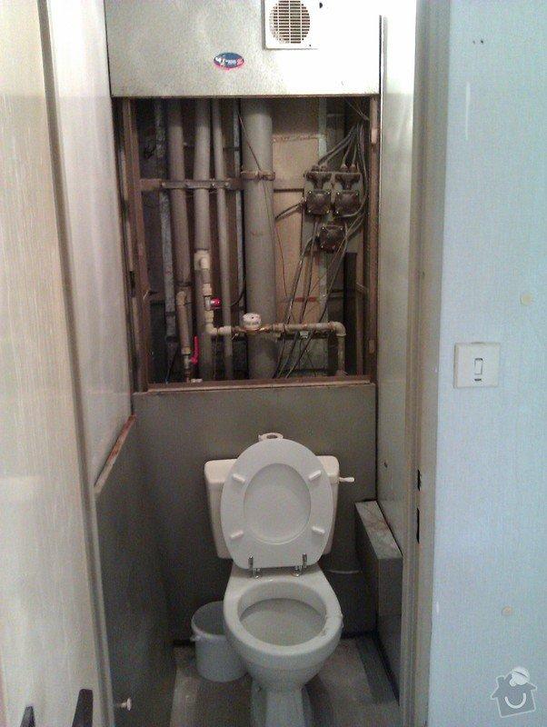 Rekonstrukce rozvodů vody : IMAG0244