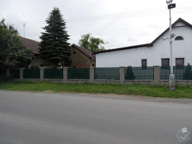 Postavení plotu: Plot_1