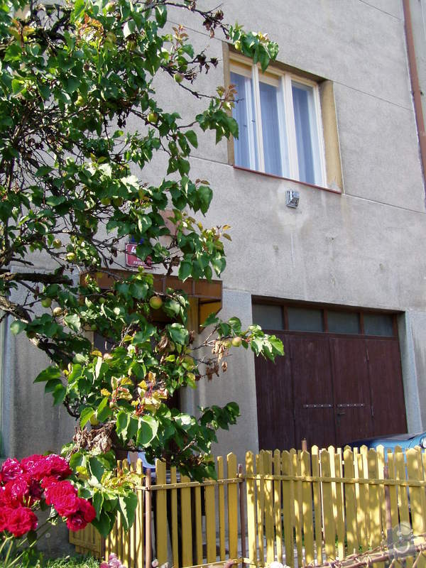 Renovace špaletových oken: Okno1