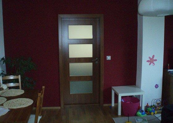 Kompletní dodávka a montáž interiérových dveří a obložkových zárubní vč.kování do RD
