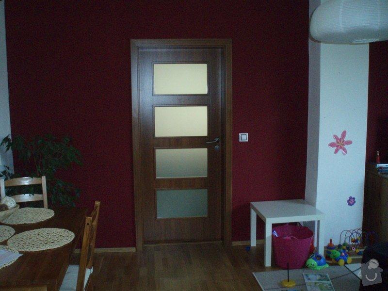 Kompletní dodávka a montáž interiérových dveří a obložkových zárubní vč.kování do RD: P1014750