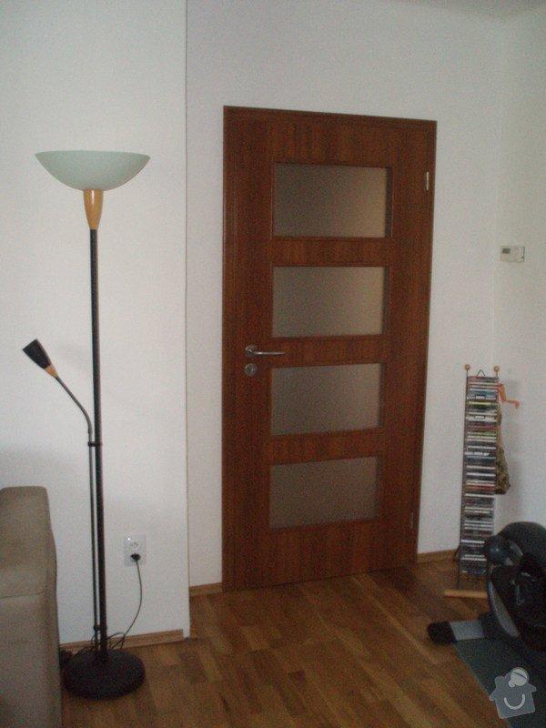 Kompletní dodávka a montáž interiérových dveří a obložkových zárubní vč.kování do RD: P1014749
