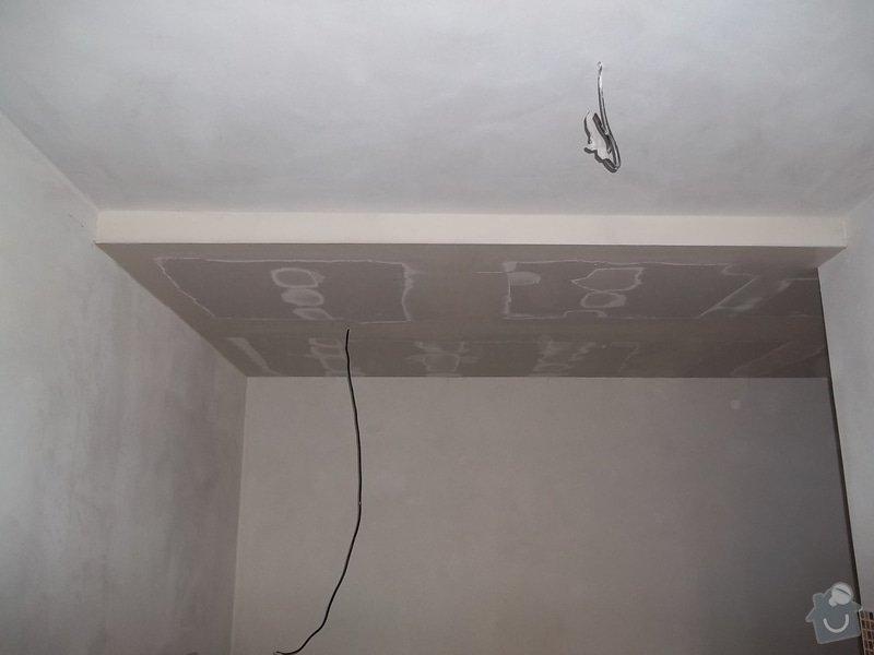 Snížení stropu pro bodová světla: 104_0287