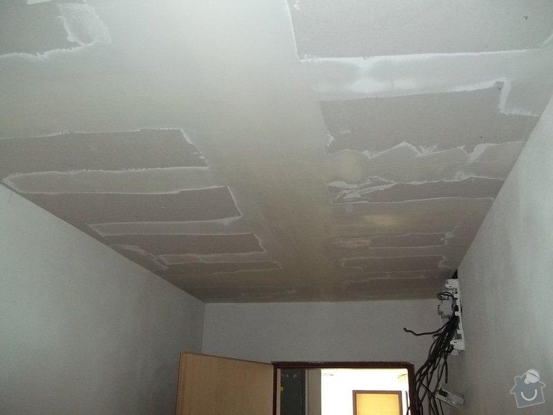 Snížení stropu pro bodová světla: 104_0288