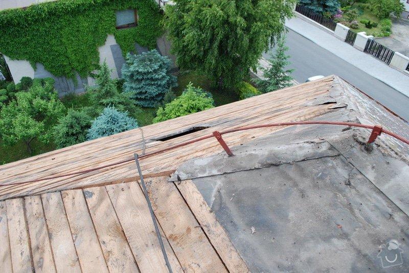 Výměna střešního pláště - rekonstrukce: kleizol_rubek_perstejn_kla_dim_03