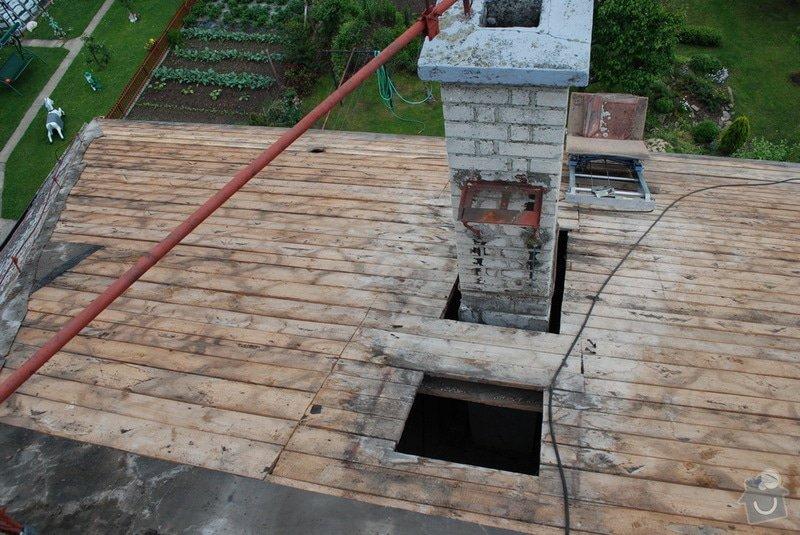 Výměna střešního pláště - rekonstrukce: kleizol_rubek_perstejn_kla_dim_04