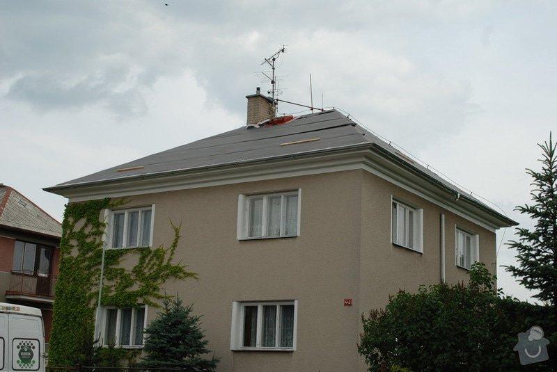 Výměna střešního pláště - rekonstrukce: kleizol_rubek_perstejn_kla_dim_08