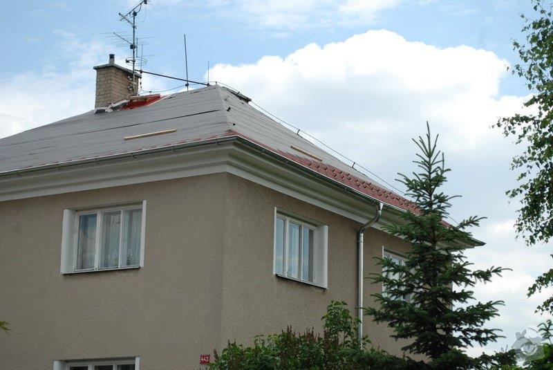 Výměna střešního pláště - rekonstrukce: kleizol_rubek_perstejn_kla_dim_10