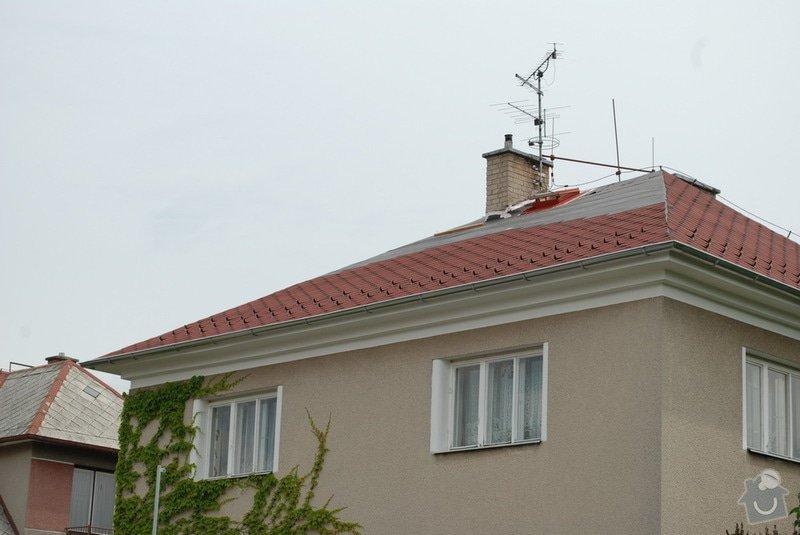 Výměna střešního pláště - rekonstrukce: kleizol_rubek_perstejn_kla_dim_13