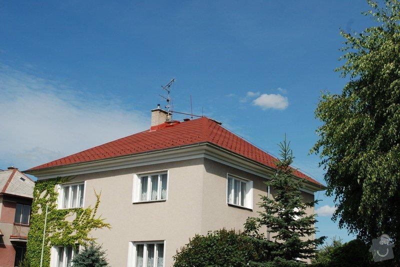 Výměna střešního pláště - rekonstrukce: kleizol_rubek_perstejn_kla_dim_17