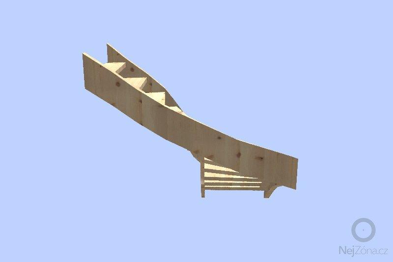 Provedení dřevěného schodiště v rodiném domě: 3