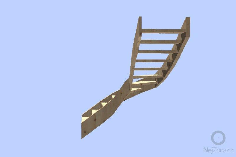 Provedení dřevěného schodiště v rodiném domě: 4