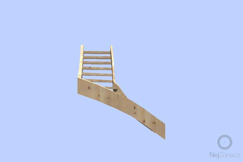 Provedení dřevěného schodiště v rodiném domě: 5
