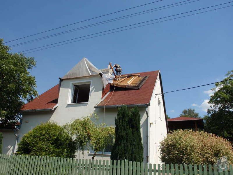 Oprava střechy po vichřici: hauptvogl_01