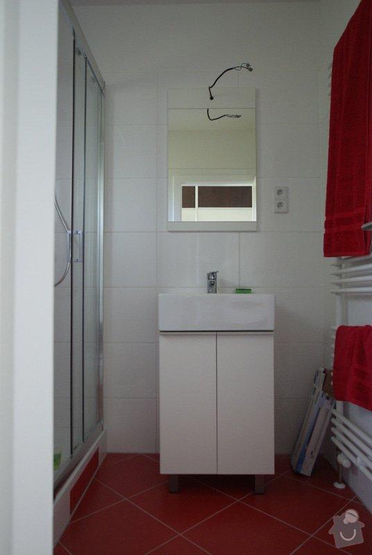 Vybavení rodinného domu -dřevostavby: koupelna_2