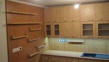 Kuchyň, LED osvětlení, designové vypínače