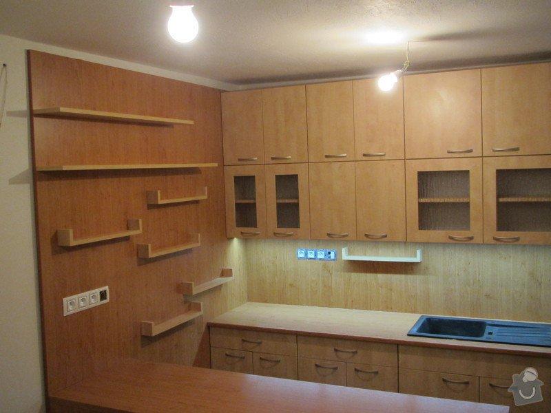 Kuchyň, LED osvětlení, designové vypínače: IMG_0394