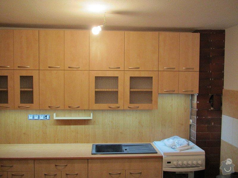 Kuchyň, LED osvětlení, designové vypínače: IMG_0395