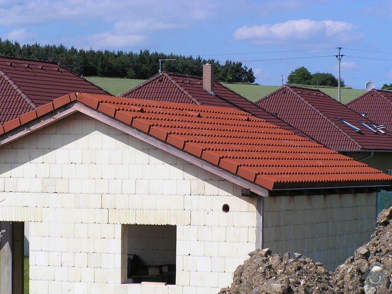 Pokrytí střechy garáže: gar3