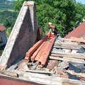 Oprava strechy po vichrici hauptvogl 07