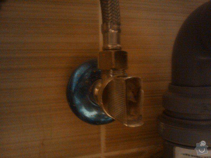 Elektroinstalace a oprava přívodu vody k pračce: IMG_20110623_210512