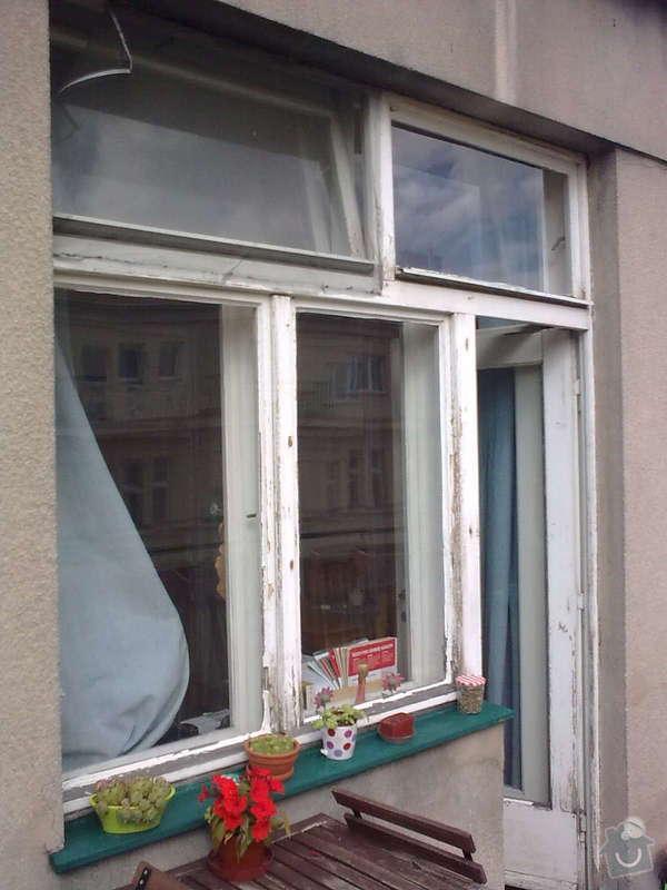 Kastlová okna 3x - výroba a montáž: Obraz0233