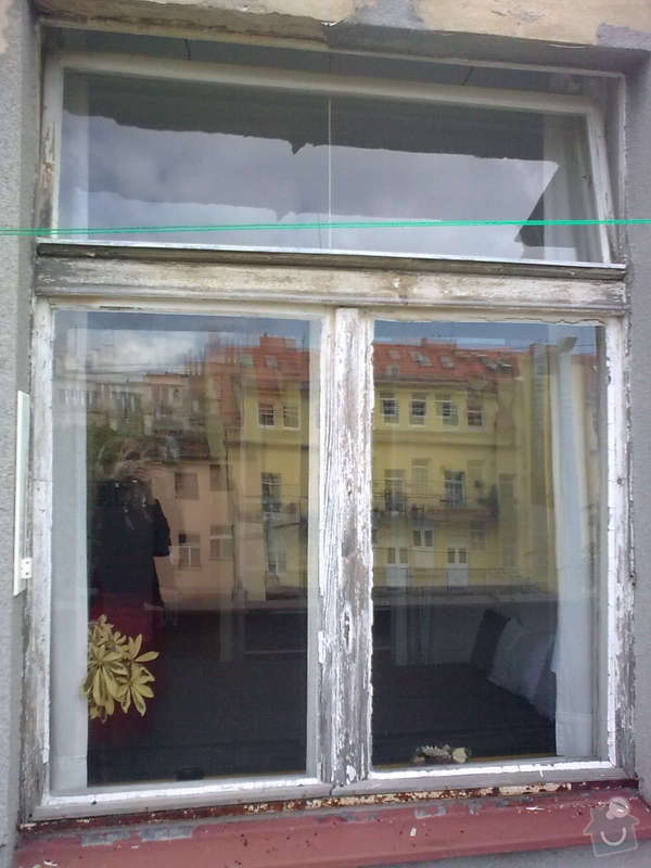 Kastlová okna 3x - výroba a montáž: Obraz0235