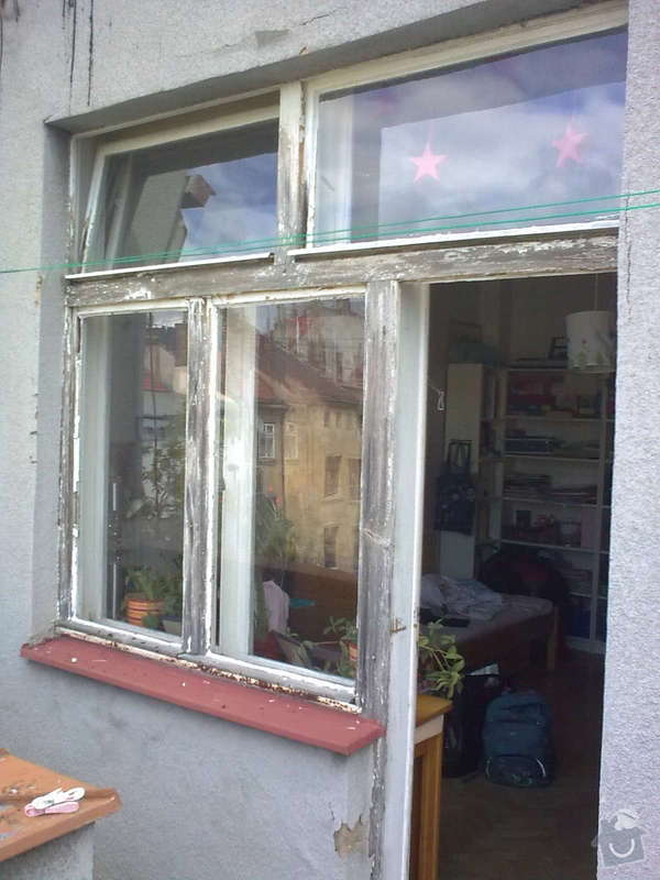 Kastlová okna 3x - výroba a montáž: Obraz0237