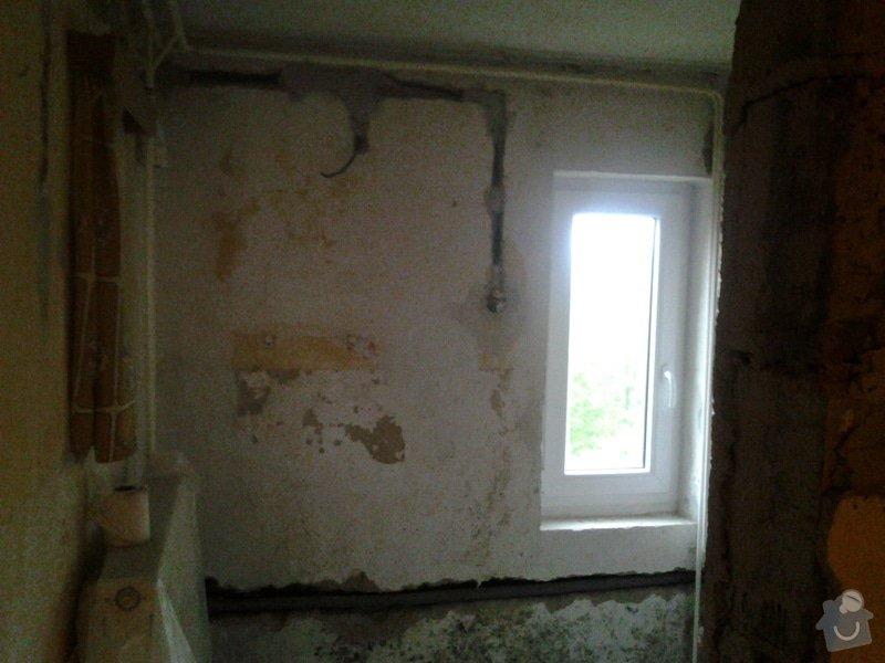 Rekonstrukce chaty: Fotografie0005