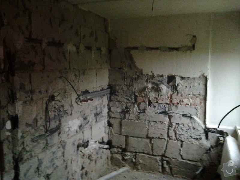 Rekonstrukce chaty: Fotografie0013
