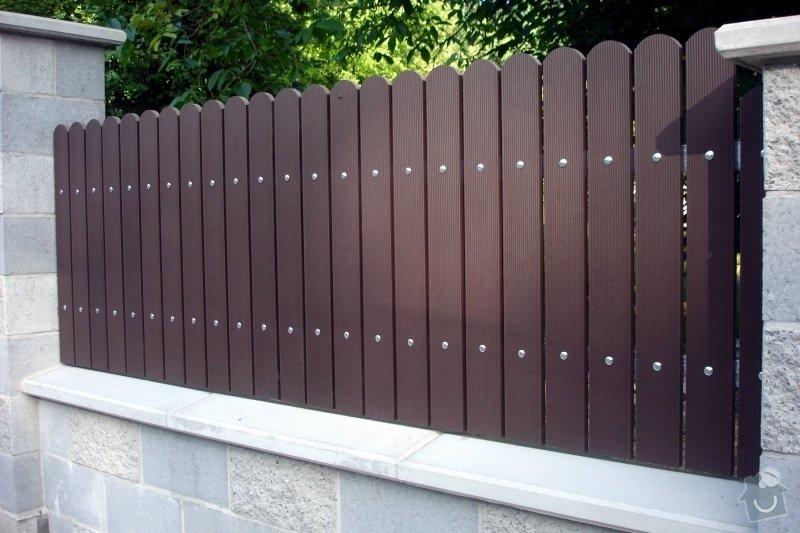 Stavba zděného plotu: DSC08533
