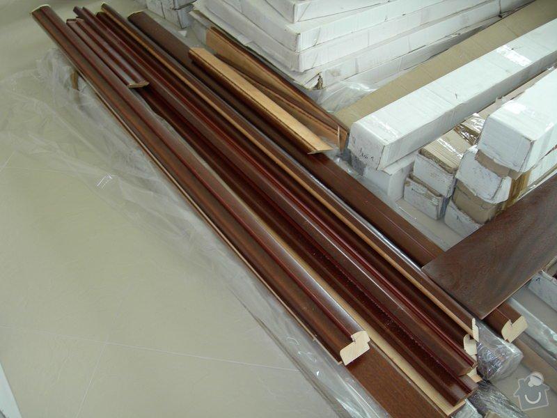 Montáž 15 ks dřevěných dveří: DSCN2221