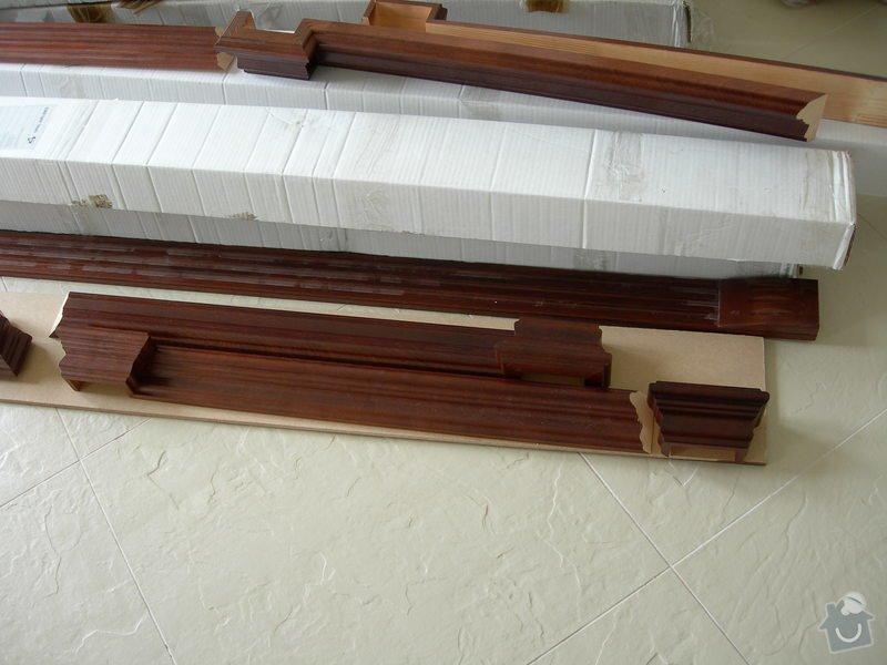 Montáž 15 ks dřevěných dveří: DSCN2222