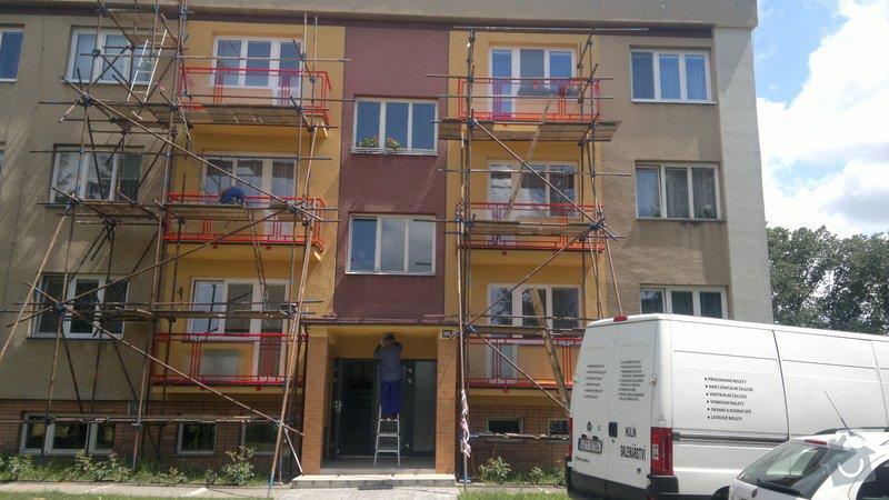 Zasklení balkonů drátěným sklem: 25062011221