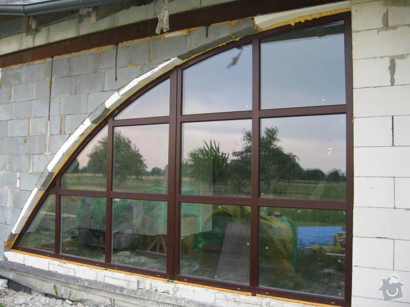 Výroba a montáž oken, dveří a garážových vrat: sn_mek_097