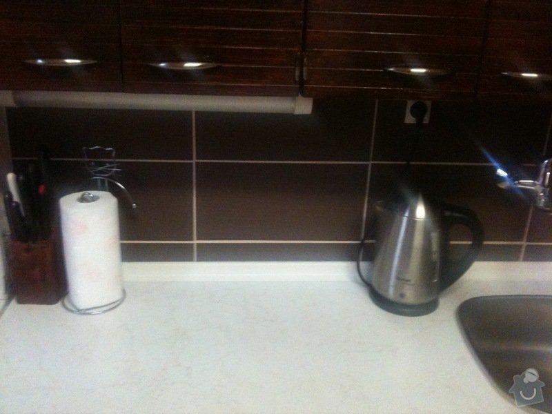 Oprava praskle vodovodni trubky ve zdi: novyVzhled