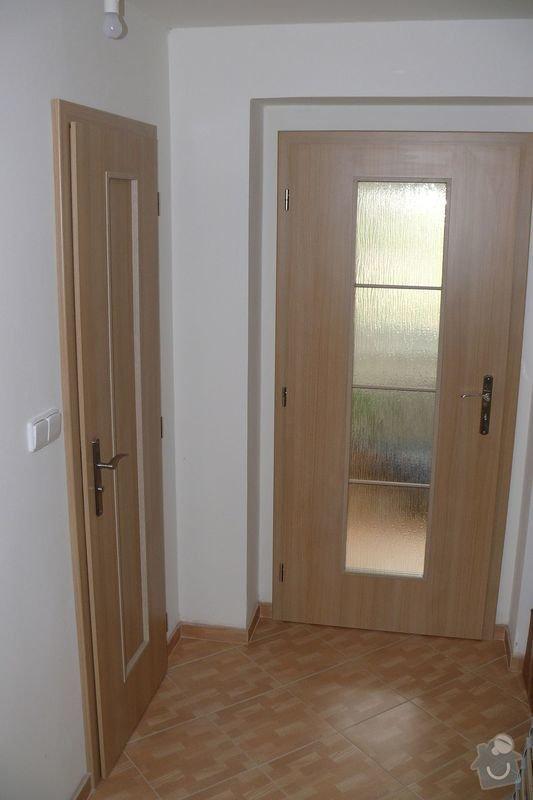 Kompletní dodávka interiérových dveří a obložkových zárubní vč.kování do RD: P1350501