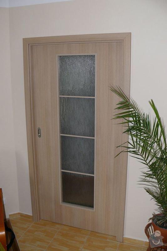 Kompletní dodávka interiérových dveří a obložkových zárubní vč.kování do RD: P1350506