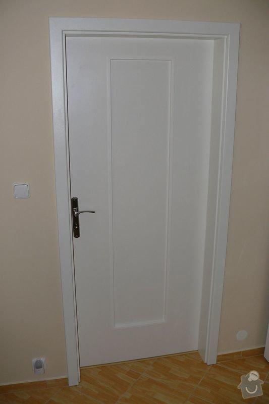Kompletní dodávka interiérových dveří a obložkových zárubní vč.kování do RD: P1350508