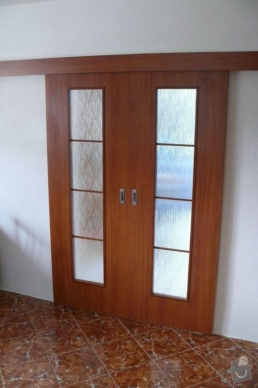Kompletní dodávka interiérových dveří a obložkových zárubní vč.kování do RD: P1350509