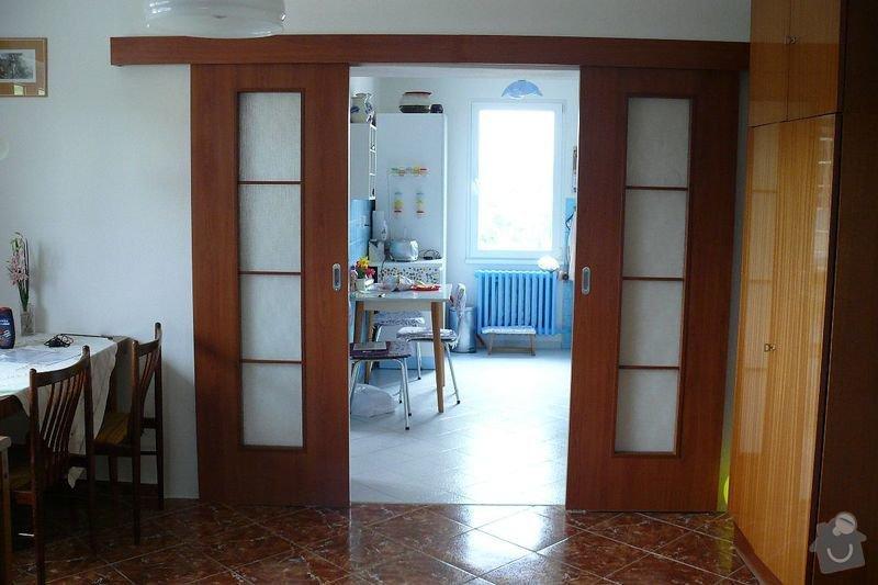 Kompletní dodávka interiérových dveří a obložkových zárubní vč.kování do RD: P1350510